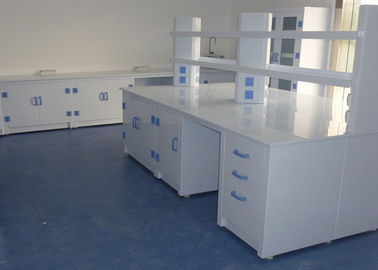 White University Laboratory Furniture , Biology Lab Furniture 1500 * 850 Mm
