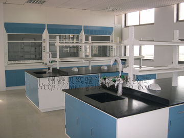 Commercial School Lab Furniture PP Handle Structural High Strength