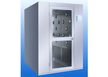 SS 304 Material Clean Room Equipment 22 - 30 m / s 1100 * 1000 *2080 Mm