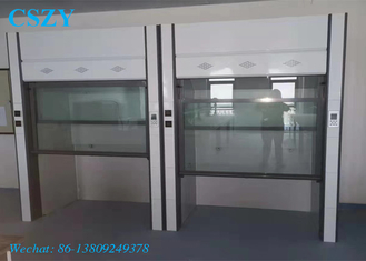 Walk In Laboratory Fume Hood , White Modular Laboratory Furniture