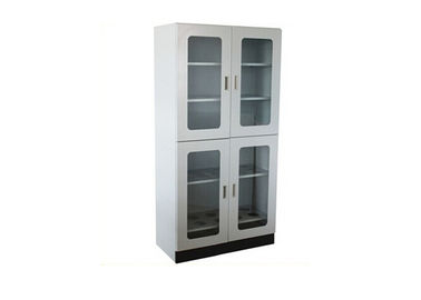 Explosion Proof Reagent Storage Cabinet Aluminum / Wood For Medicine Reagent