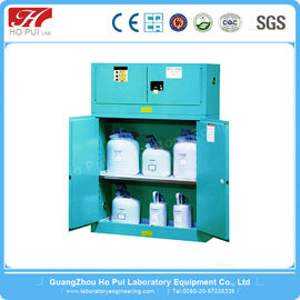 Harmful Gas Storage Industrial Lab Furniture , Flammable Storage Cabinet