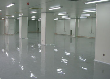 Laboratory PVC Flooring Finishing Materials , Interior Decoration Materials