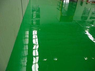China Anti Static Wooden Laboratory Furniture Self Leveling Epoxy Resin Floor Paint factory